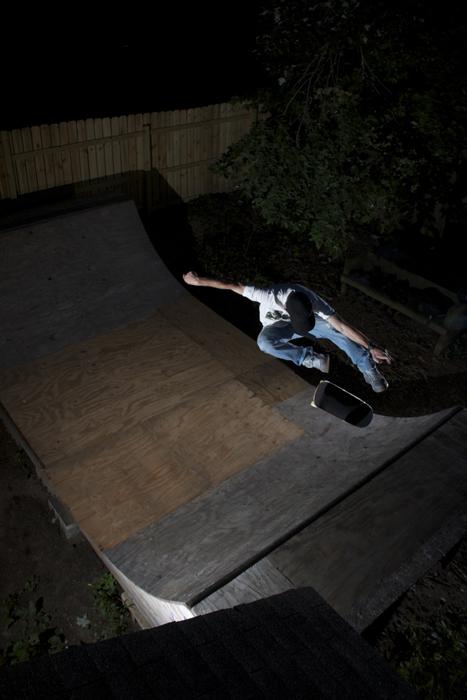 Joe Lanenga - 360 Flip.