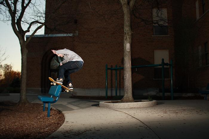 Ryan Skiver - Front Board