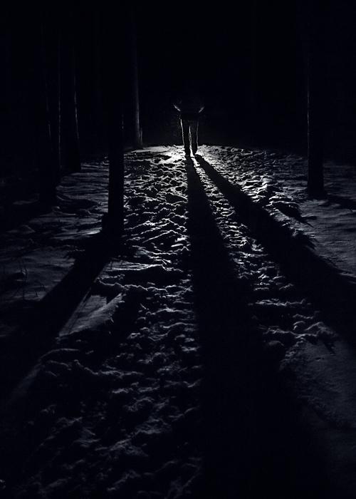 night hike //